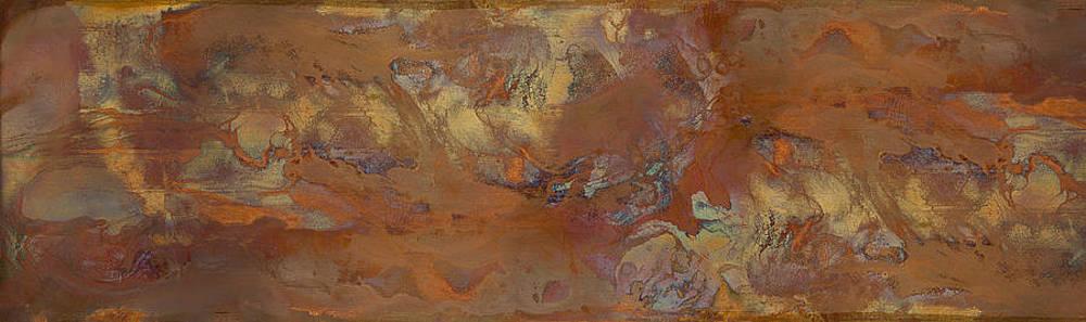 Southwest Fire v.2 by Darlene Ryer
