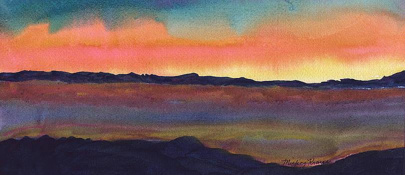 Southwest Landscape by Mickey Krause