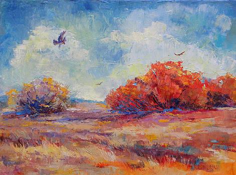 Peggy Wilson - Southwest Landscape