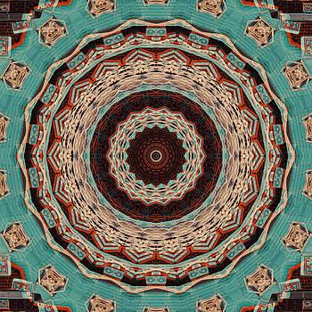 Southwest Mandala by Cindi Ressler