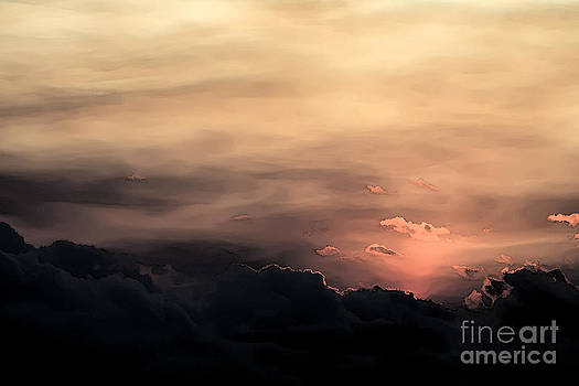 Southwest Sunset by Dee Johnson