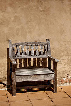 Art Block Collections - Southwestern Bench