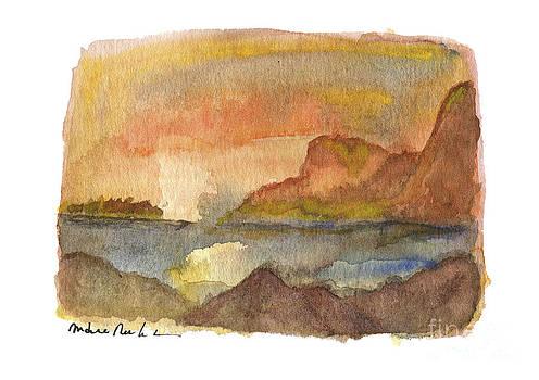 Southwestern Dreamscape by Andrea Rubinstein