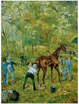 Henri de Toulouse-Lautrec - Souvenir D