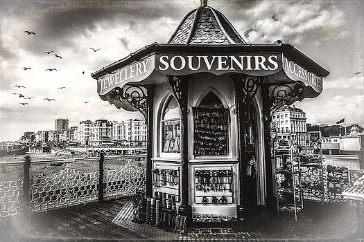 Souvenirs On The Pier by Chris Lord