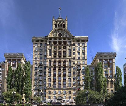 Matt Create - Soviet Era Architecture Kiev