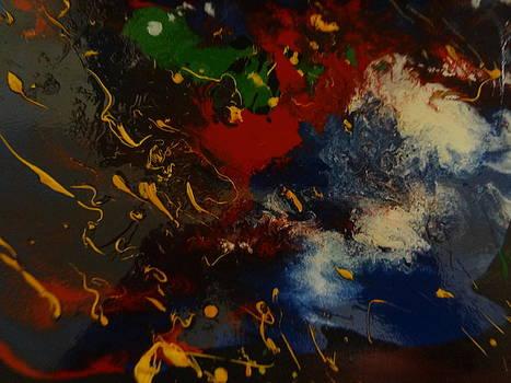 Mars Attacks by Jean-francois Suys