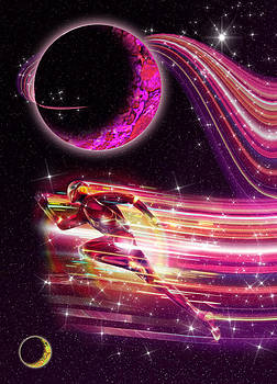 Regina  Williams  - Space Hero