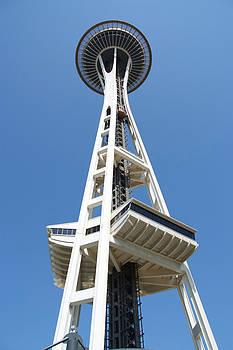 Devinder Sangha - Space Needle of Seattle
