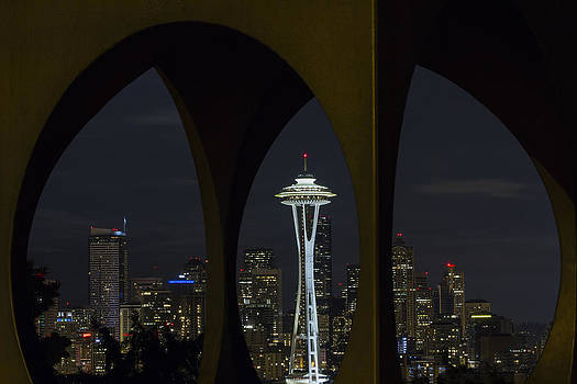 Space Needle by Windy Corduroy