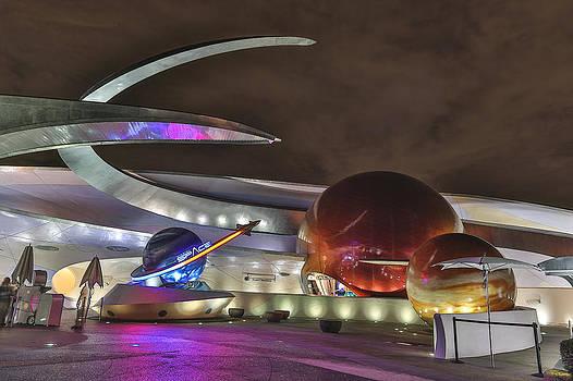 Jimmy McDonald - Spaceship Earth