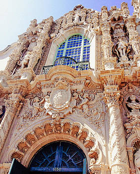 Spanish Architecture - California by Vivienne Gucwa