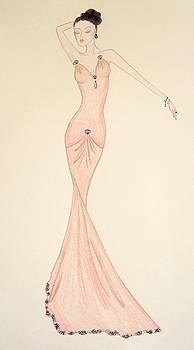 Spanish Dancer by Christine Corretti