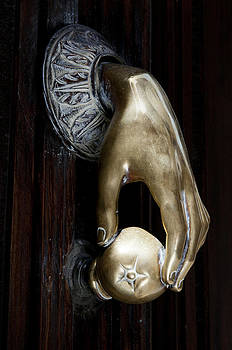 Angela Bonilla - Spanish Door Knocker