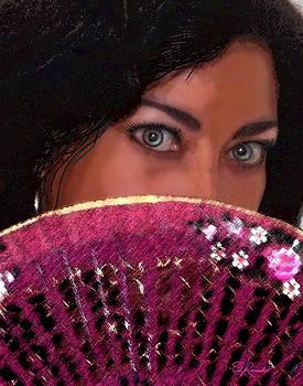Spanish Eyes by Edwin Rosado
