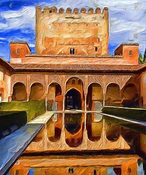 Spanish Reflections by Cary Shapiro
