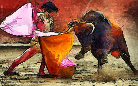 Spanish Spirit by Francisco Sanchez Salas