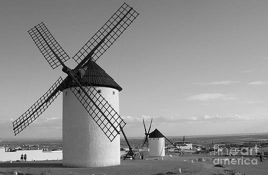 Spanish windmill by Stefano Piccini