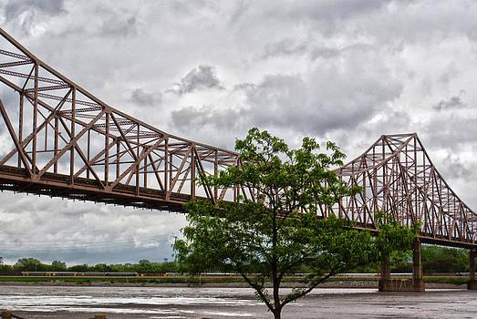 Joe Bledsoe - Spanning the Mississippi