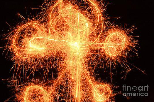 Spark Man by Michael Creamer