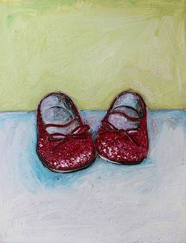 Sparkle Shoes by Genevieve Smith