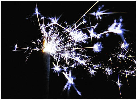 Sparkler by Vincent Dwyer