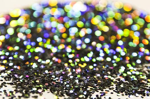 Sparkles. by Slavica Koceva
