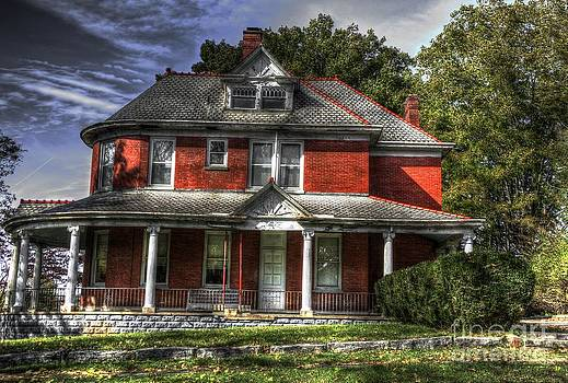 Paul Mashburn - Sparks-Tarwater House