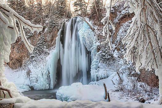 Spearfish Falls by Jana Thompson