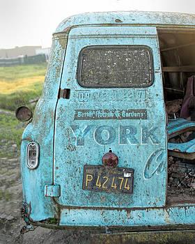 Special Delivery Van by Eric  Bjerke Sr