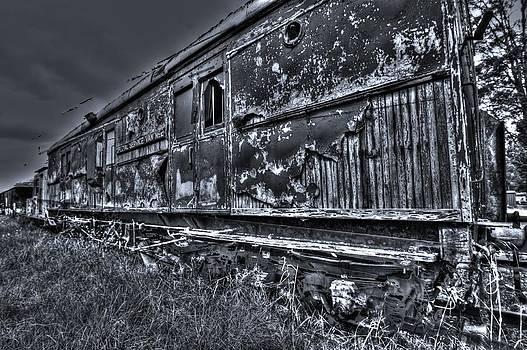 Special Service Van No 2 by Ian  Ramsay