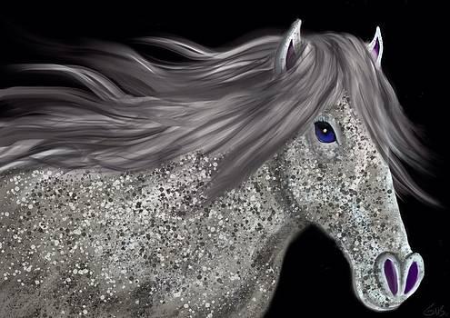 Nick Gustafson - Speckled Stallion