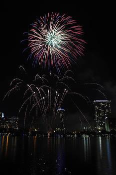 Patti Colston - Spectacular Fireworks