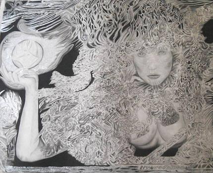 Speculation of Metamorphosis of Scintea of Thyself by Eduardo Sancamillo