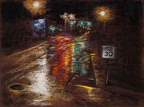 Speed Limit by Jocelyn Paine