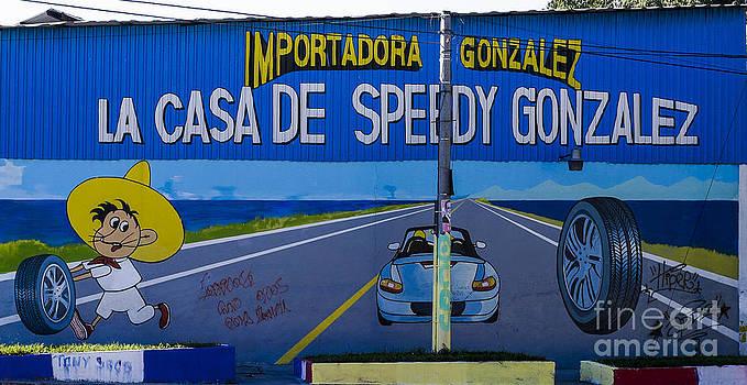 Steven Ralser - Speedy Gonzalez