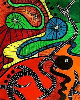Sperm wars by Thumalir Iqbal