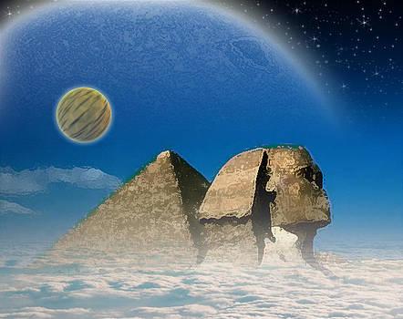 Sphinx by Piero Lucia