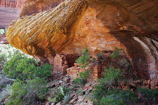 Spice Ruin Boynton Canyon by Curtis Jones