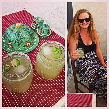 Spicy #margaritas With #homegrown by Stacy C