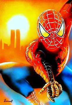 Spiderman by Ismael Paint