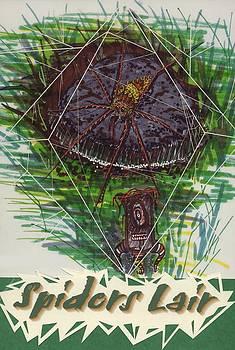 Jason Girard - Spiders Lair