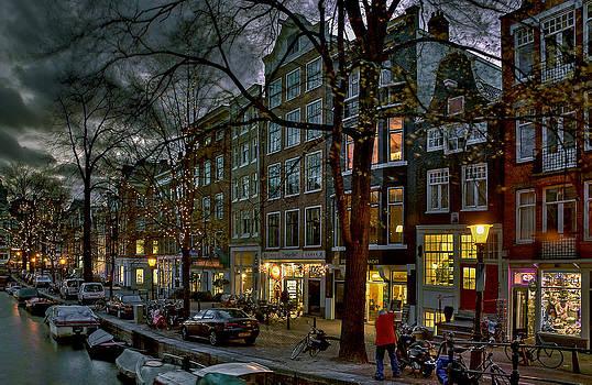 Spiegelgracht 8. Amsterdam by Juan Carlos Ferro Duque