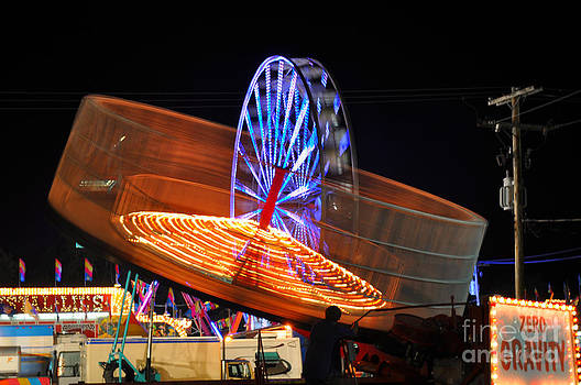 Spinning Around by Wendy McLaughlin