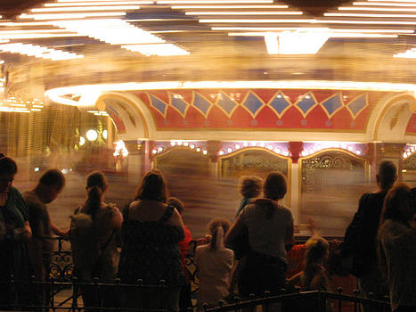 Spinning Carousel by Jim Schmidt