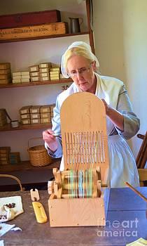 Spinning Thread by Kathleen Struckle