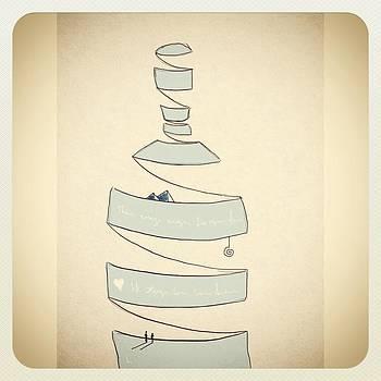 Spiral by Baard Martinussen