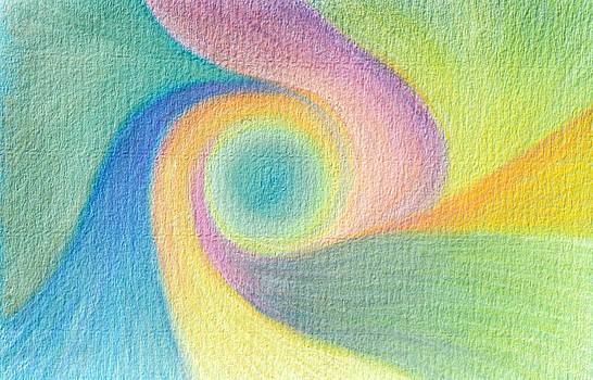 Spiral of Life by Judith Chantler