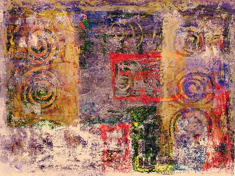 Spiral Spirits Texture by Florin Birjoveanu
