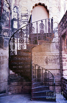 Tim Hester - Spiral Staircase